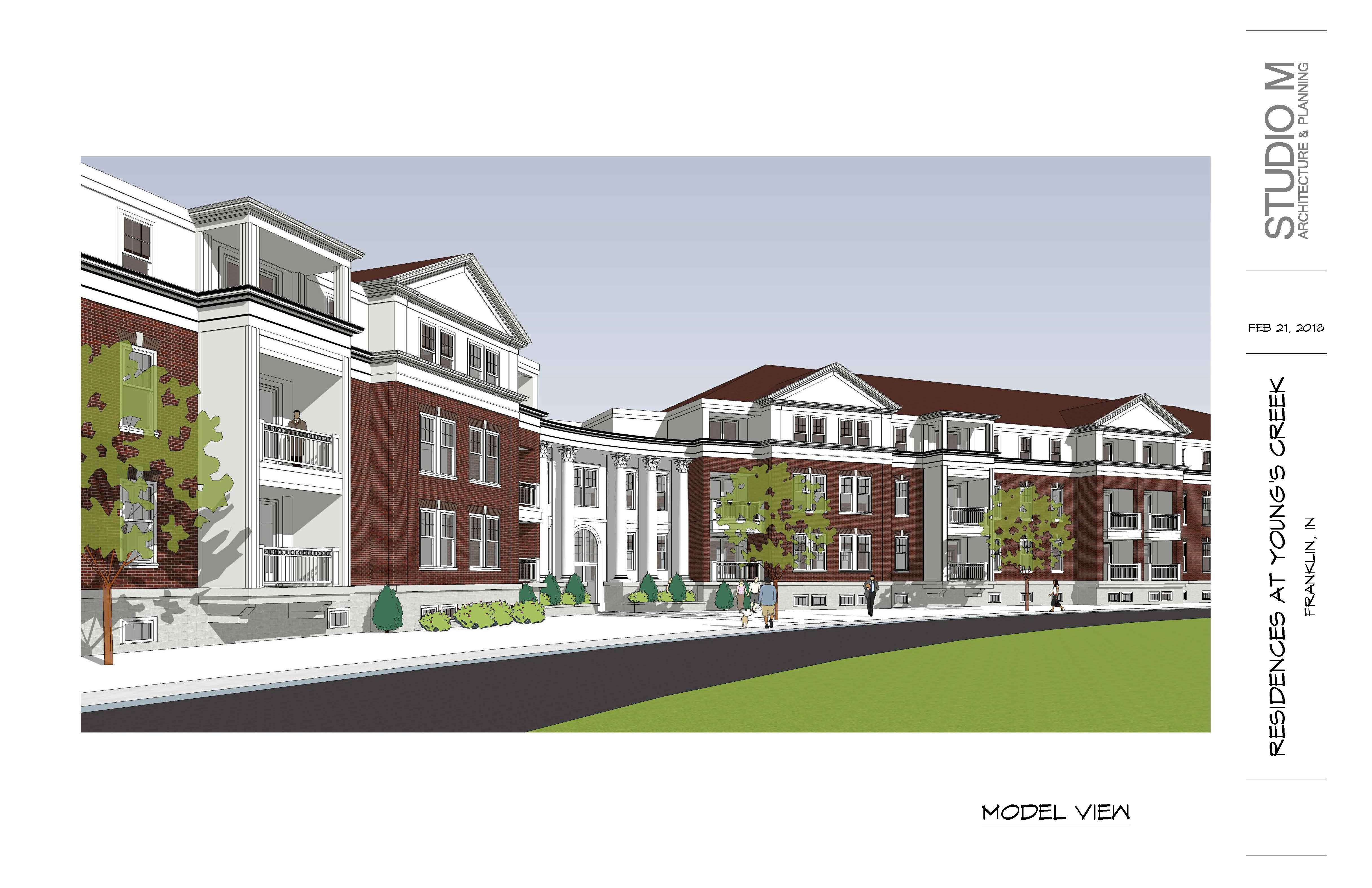 Youngs Creek Luxury Apartments Home 1