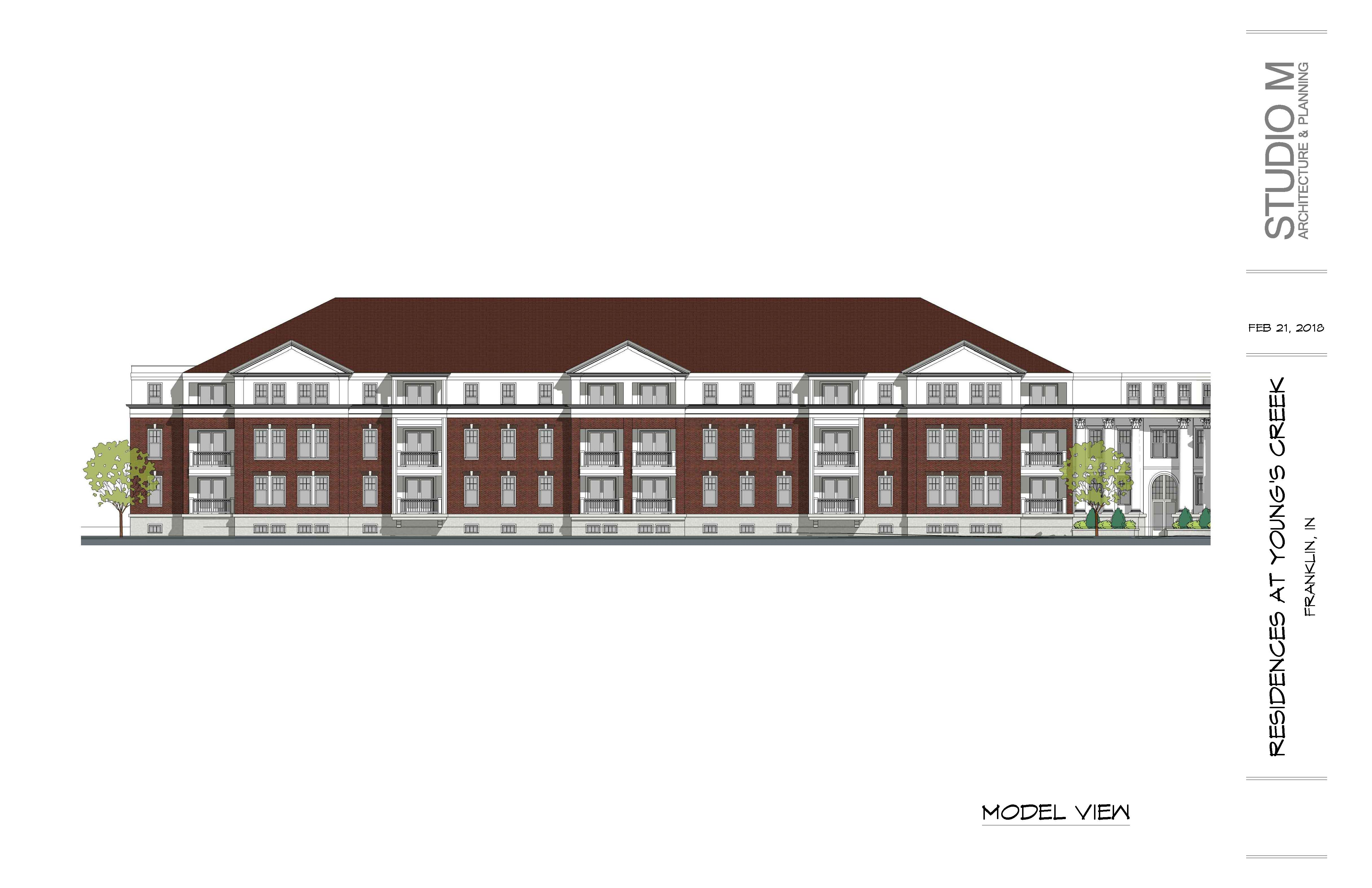 Youngs Creek Luxury Apartments