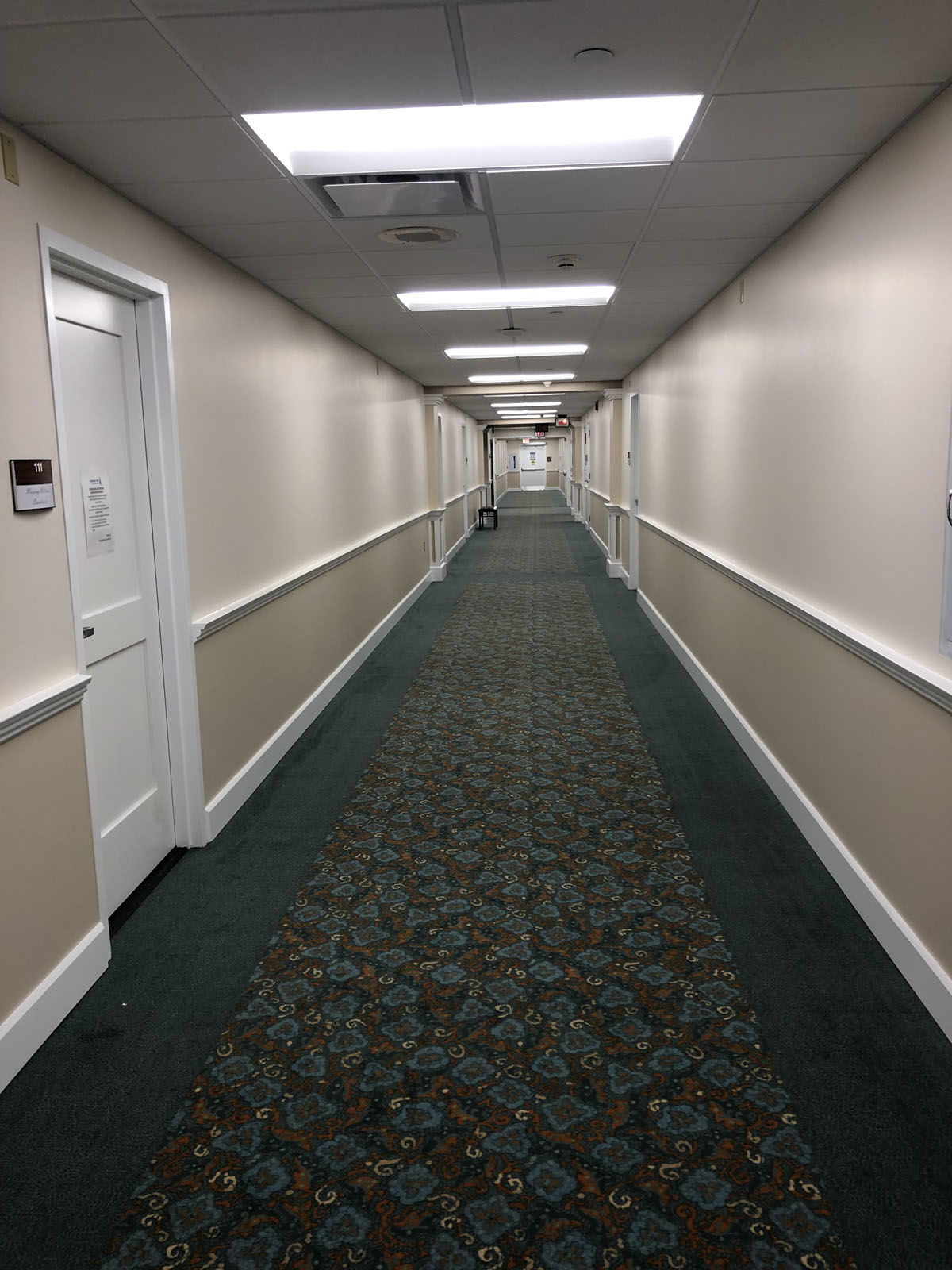 BB Hallway