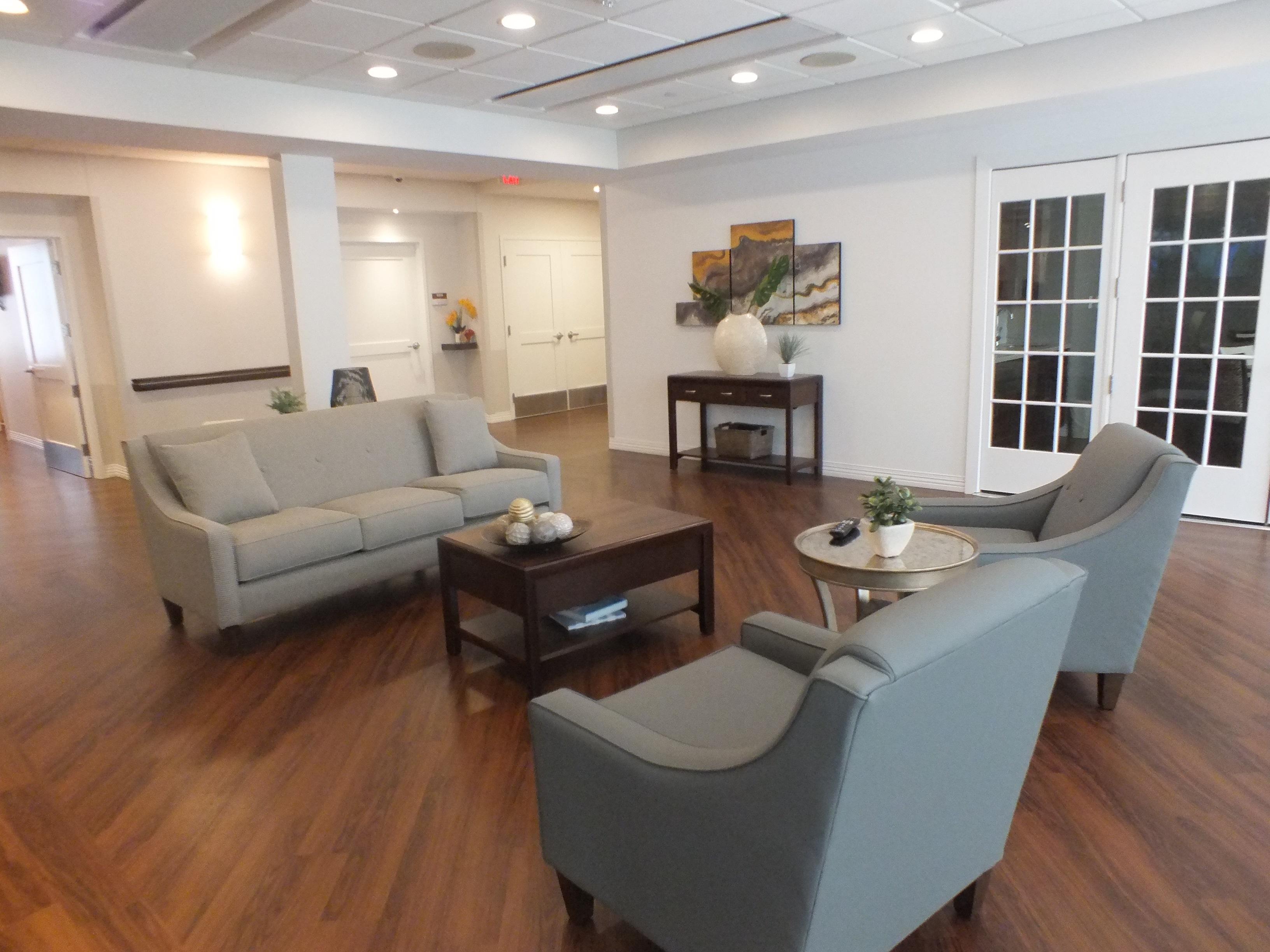 SNRC Lounge area 3