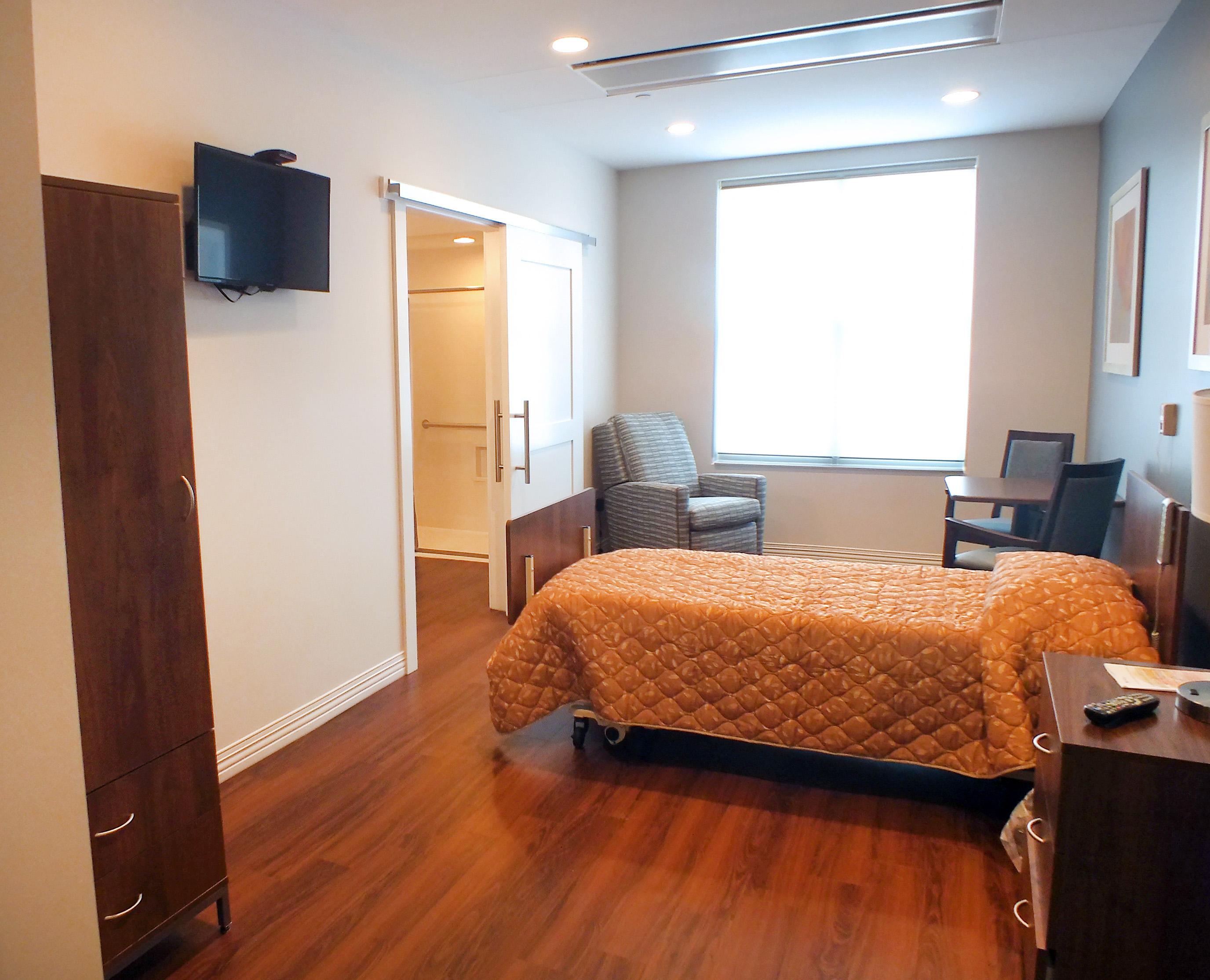 Rehab suite 5