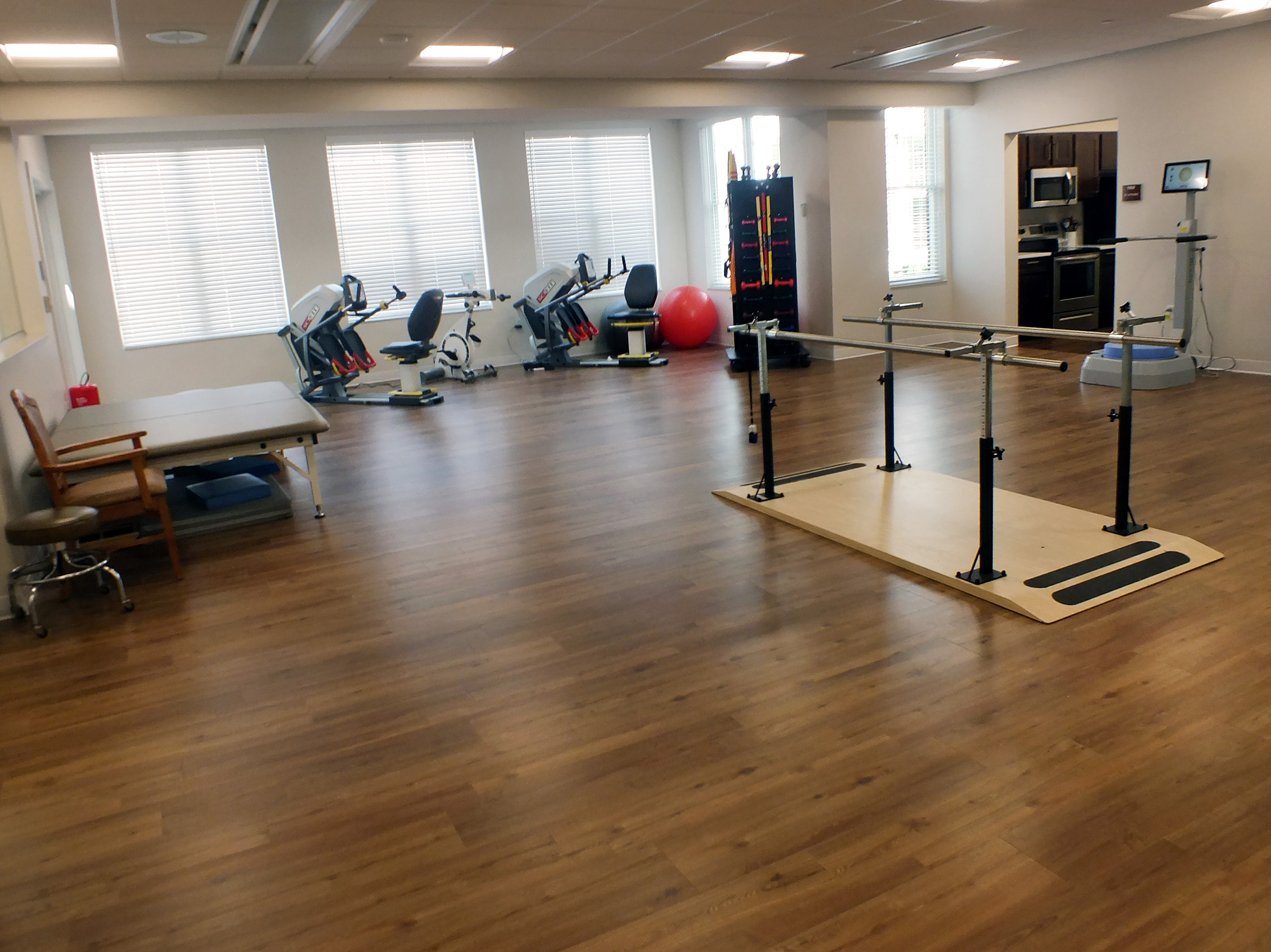 Therapy gym 3