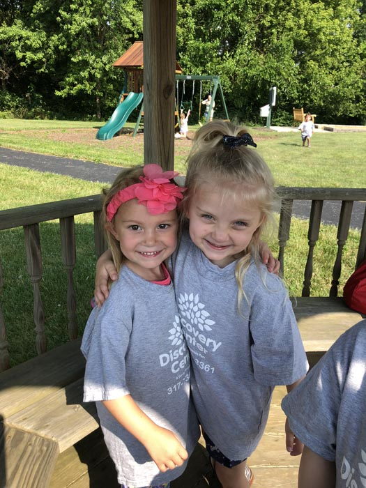 daycare kids on a field trip 9-25-19